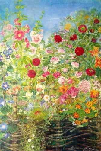 Квіти за тином (1935)